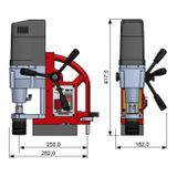 Magnetická vŕtačka RS10
