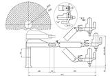 Elektrický závitorez SHARK VH (vertikal/horizontal)
