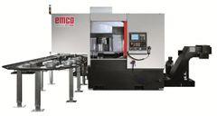 Vertikálny CNC sústruh VERTICAL VT 400