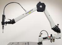 Pneumatický závitorez ROSCAMAT 500 VH (vertikal/horizontal)