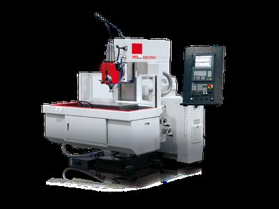 Nástrojárska CNC frézka EMCOMAT FB-450 MC