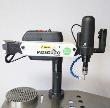 Elektrický závitorez MOSQUITO 300 V E (vertikal)