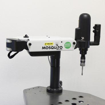 Elektrický závitorez MOSQUITO 300 V (vertikal)