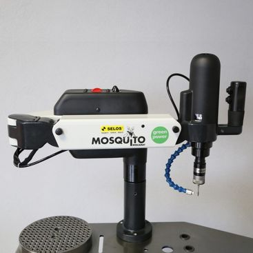 Elektrický závitorez MOSQUITO 300/600 V E (vertikal)