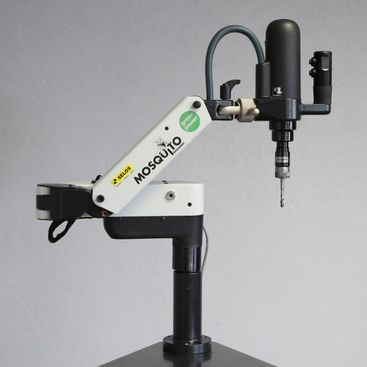 Elektrický závitorez MOSQUITO 300/600 VH (vertikal/horizontal)