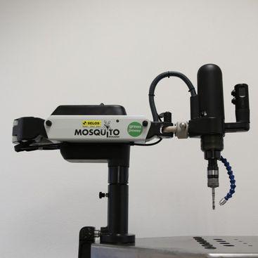 Elektrický závitorez MOSQUITO 300/600 VHE (vertikal/horizontal)