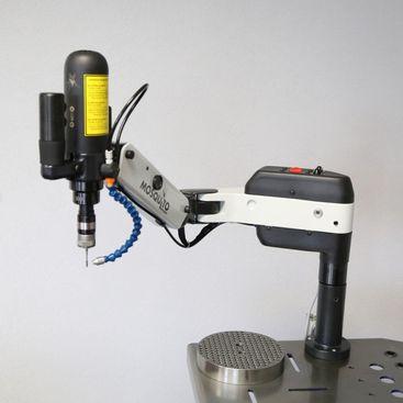 Elektrický závitorez MOSQUITO 600 V E (vertikal)