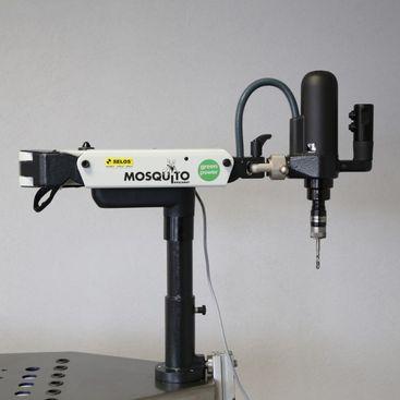 Elektrický závitorez MOSQUITO 600 VH (vertikal/horizontal)