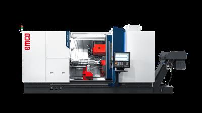 Horizontálny CNC sústruh MAXXTURN 110
