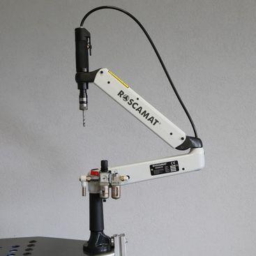 Pneumatický závitorez ROSCAMAT 200 V 350 (vertikal)