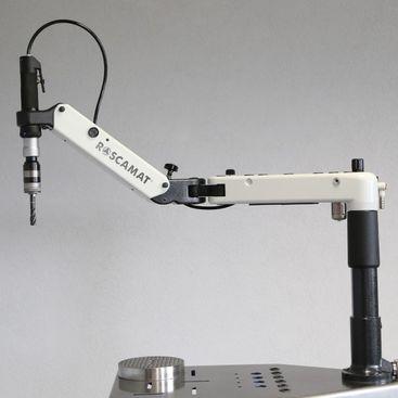 Pneumatický závitorez ROSCAMAT 400 V E (vertikal)