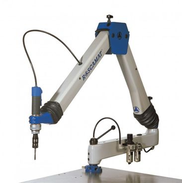 Pneumatický závitorez ROSCAMAT 500 V (vertikal)