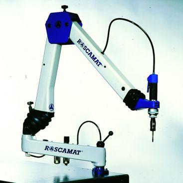 Pneumatický závitorez ROSCAMAT 500 V E (vertikal)
