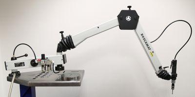 Pneumatický závitorez ROSCAMAT 500 RHC E (ľubovoľný uhol)